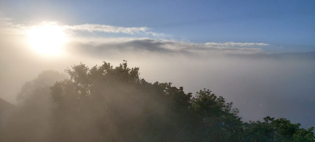 die Nebel lüften sich 3