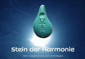 1-Stein der Harmonie Jungbrunnen zum Umhängen